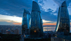 Baku Flame Towers<br/> Project